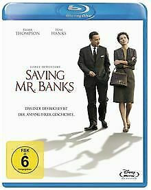 Saving Mr. Banks [Blu-ray] von Hancock, John Lee | DVD | Zustand sehr gut