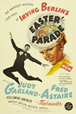 """Easter Parade Poster 16""""x24"""""""