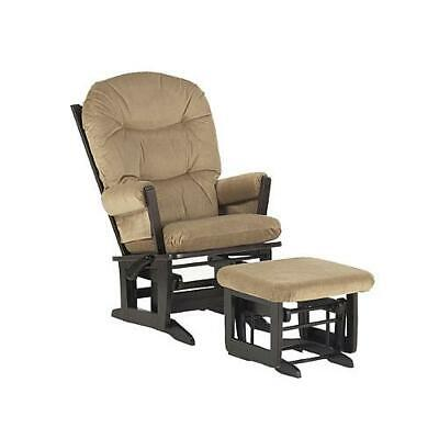 Dutailier Ultramotion Modern Glider Multiposition/recline and Ottoman combo -