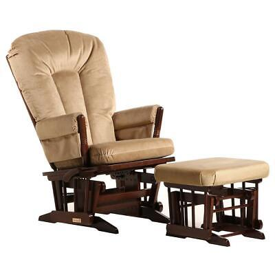 Dutailier Ultramotion- 2 Post Glider Multiposition,Recline and Ottoman Combo-
