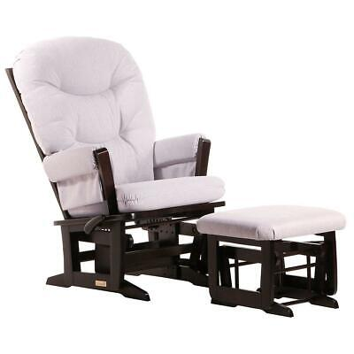 Dutailier Ultramotion- Modern Glider Multiposition, Recline and Ottoman Combo-