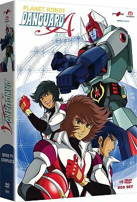 2502036 206390 Dvd Planet Robot Danguard (10 Dvd)