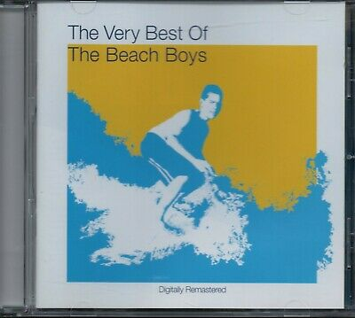 THE BEACH BOYS - The Very Best Of The Beach Boys - CD Album *Remastered**Hits*