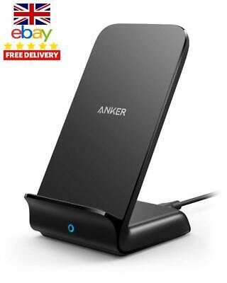 Anker Wireless Charger, 7.5W/10W/5W Fast Wireless Charging Stand For Iphone Xs/X