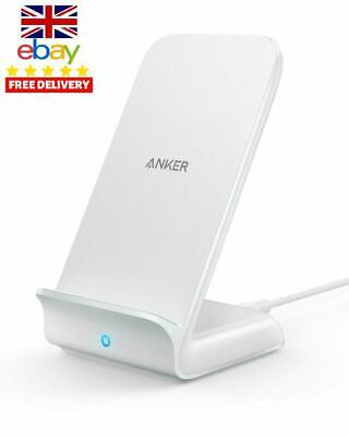 Fast Wireless Charger, Anker 7.5W/10W/5W Fast Wireless Charging Stand For Iphone