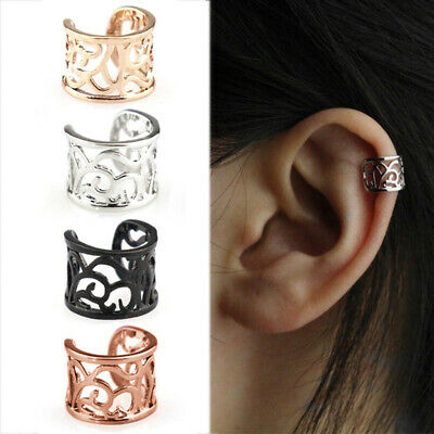 708726c00 Fashion Non-piercing Ear Stud Punk Unisex Men Women Clip-on Earring Jewelry  Q
