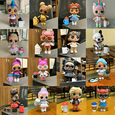 1000 styles LOL Surprise Punk Boi Boy GLITTER QUEEN Bee Doll toys Collection Fan