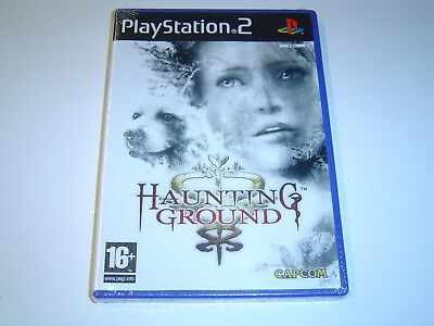HAUNTING GROUND SONY PLAYSTATION 2 PAL -Read Description- *BRAND NEW*