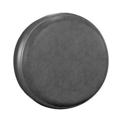 Lenhart Black wheel cover rear spare tyre wheelcover (Fit 30-32 inches)