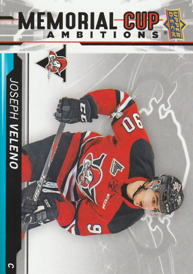 2018-19 Upper Deck CHL Memorial Cup Ambitions Choose Your Player