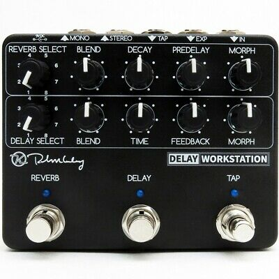 Keeley Delay Workstation Pedal B-Stock