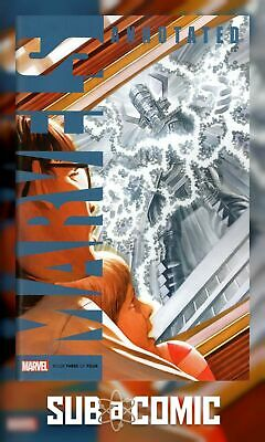 MARVELS ANNOTATED #3 (MARVEL 2019 1st Print) COMIC