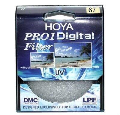 HOYA 67mm Pro1 Digital UV  Camera Lens Filter Pro1 D Pro1D UV(O) DMC LPF filter