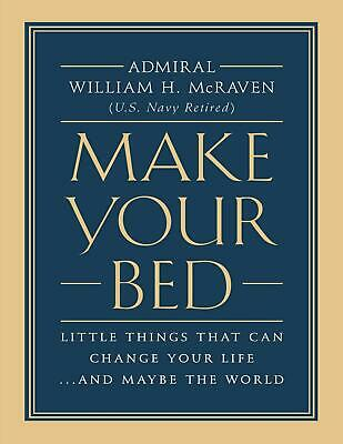 Make Your Bed 2017 by William H. McRaven (E-B00K&AUDI0B00K||E-MAILED)
