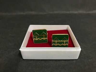 West Gate Bridge Rare Opening Cufflinks In Pack