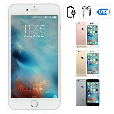 Apple iPhone 6s Factory Unlocked 16GB 64GB 128GB Mobile Smart Phone SIM Free Hot
