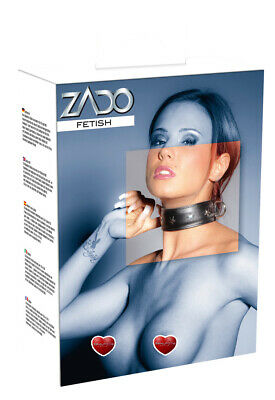 Zado BDSM - Collare in pelle -  Leather Collar