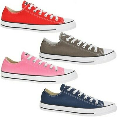Converse Chuck Taylor All Star Toile Classique Haut Bas Baseball Chaussures