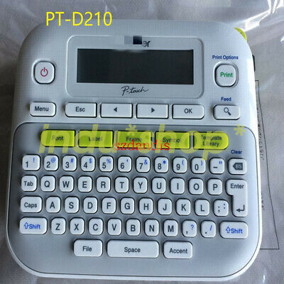 Applicable for brother PT-D210 English label machine handheld English printer