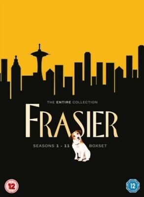 Frasier Complete Collection [DVD], 5014437192233