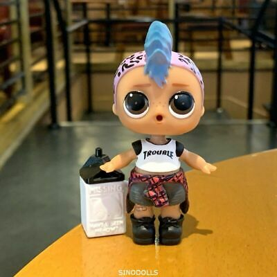 LOL PUNK BOI BOY L.O.L. SURPRISE DOLL Series 3 WAVE 2 color change TOYS SDAU
