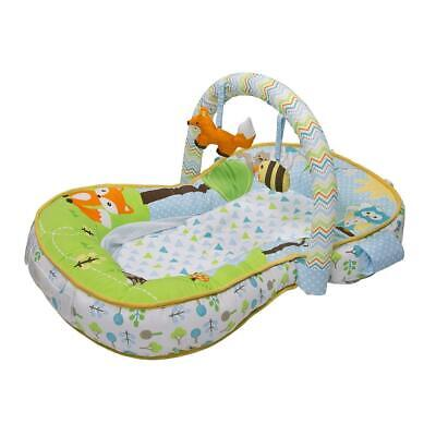 Summer Infant Laid-Back Lounger: Deluxe Three-Stage Infant Pillow