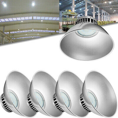 5X 70W DEL High Bay Light Industriel Lampe Entrepôt Lighting blanc froid IP54