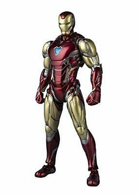 Shfiguarts Avengers Iron Man Mark 85 End Game About 155Mm Pvc Abs Diecast
