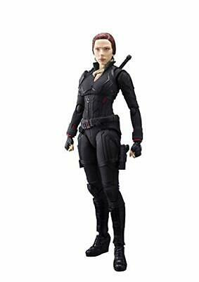 Psl Shfiguarts The Avengers Black Widow End Game About 150Mm Pvc Abs