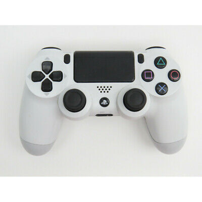 Sony CUHZCT1U DualShock 4 Wireless Controller for PlayStation 4 - White