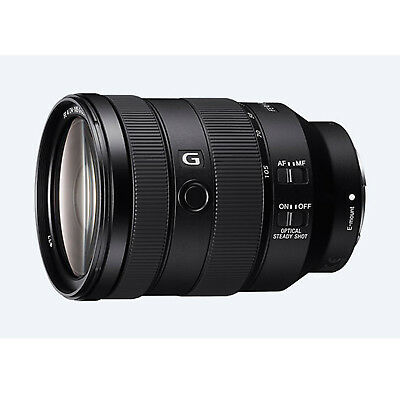 Sony FE 24-105mm F/4 G OSS Lens (SEL24105G) w/FREE Hoya UV *NEW*