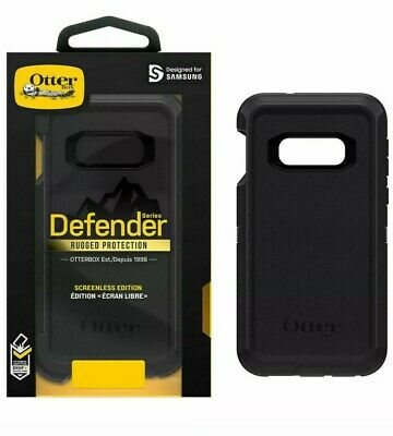 NEW OtterBox Defender Series Case w/holster for Samsung Galaxy S10e