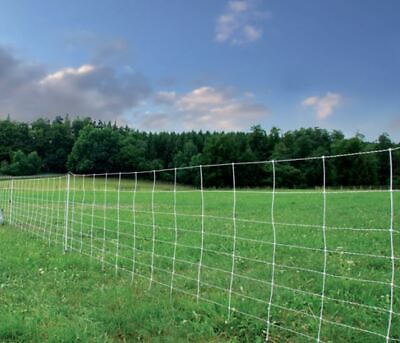 Electric Netting for Goat or Sheep - 50m x 105cm - Stiffened Verticals