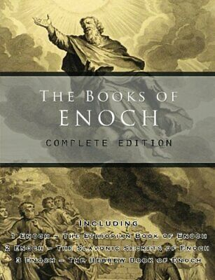 The Books of Enoch: Complete Edition: Include, the Ethiopian Book of Enoch,2019