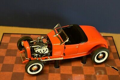 Yellow Open Top HO 1:87 Busch # 9838597 Ford Hot Rod Roadster Toys ...
