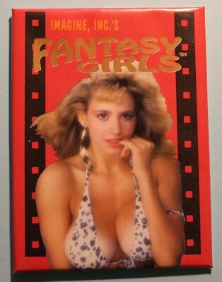 1992 Imagine Fantasy Girls Trading Card Pack