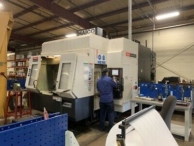 MAZAK INTEGREX 200-IV St Cnc Multi Axis Turning Live Tool