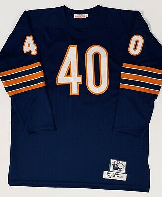 huge discount f17cc 064a6 MITCHELL AND NESS Chicago Bears Letterman Jacket Throwback ...