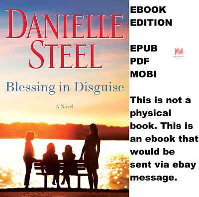Blessing in Disguise: A Novel by Danielle Steel (Check Photo)