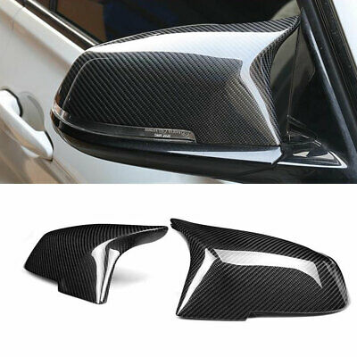 CARBON FIBRE WING MIRROR Covers FULL REPLACEMENT BMW F20 F21 F22 F30 F31 F32 F36