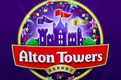 alton towers tickets 13th may 2019