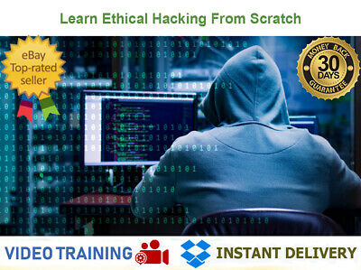 Learn Ethical Hacking From Scratch | Associate 2019 | Video Training Tutorial