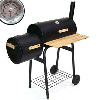 56510 BBQ Barbecue Griglia Carbonella Legna Affumicatoio Smoker Grill Party