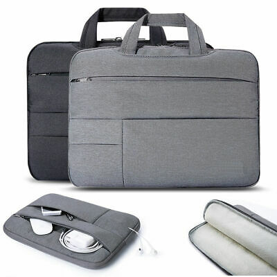 """13.3"""" 14"""" 15.6"""" Laptop Shoulder Bag Cover Case For HP DELL Computer Notebook PC"""