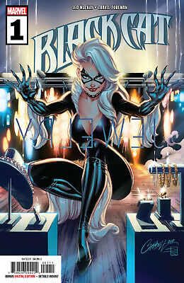 Black Cat #1 J Scott Campbell (05/06/2019)