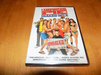AMERICAN PIE THE NAKED MILE Eugene Levy Candace Kroslak Comedy DVD SEALED NEW