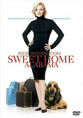 SWEET HOME ALABAMA New Sealed DVD Reese Witherspoon