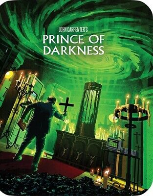 PRINCE OF DARKNESS New Sealed Blu-ray Limited Edition Steelbook Packaging
