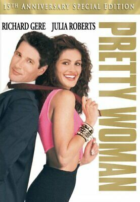PRETTY WOMAN New DVD 15th Anniversary Special Edition