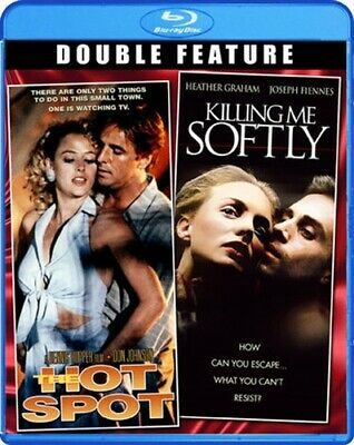 THE HOT SPOT + KILLING ME SOFTLY New Sealed Blu-ray Double Feature